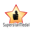Superstar Medal